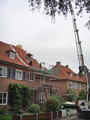 Dachsanierung Hamburg